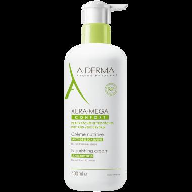 A-Derma Xera-Mega Control Crema Nutritiva 400ML