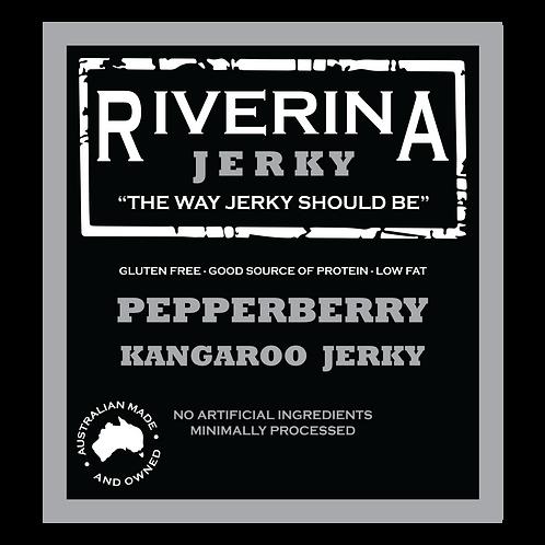 Pepperberry Kangaroo Jerky