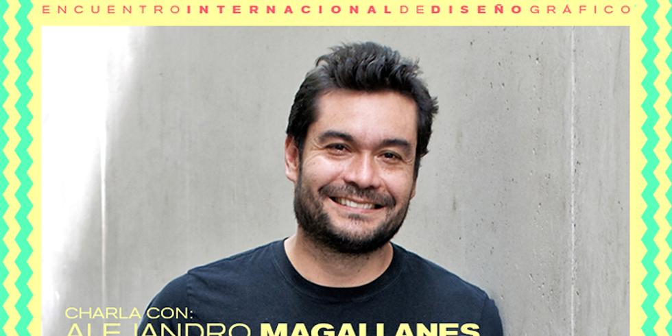 Trueque -  Charla con Alejandro Magallanes
