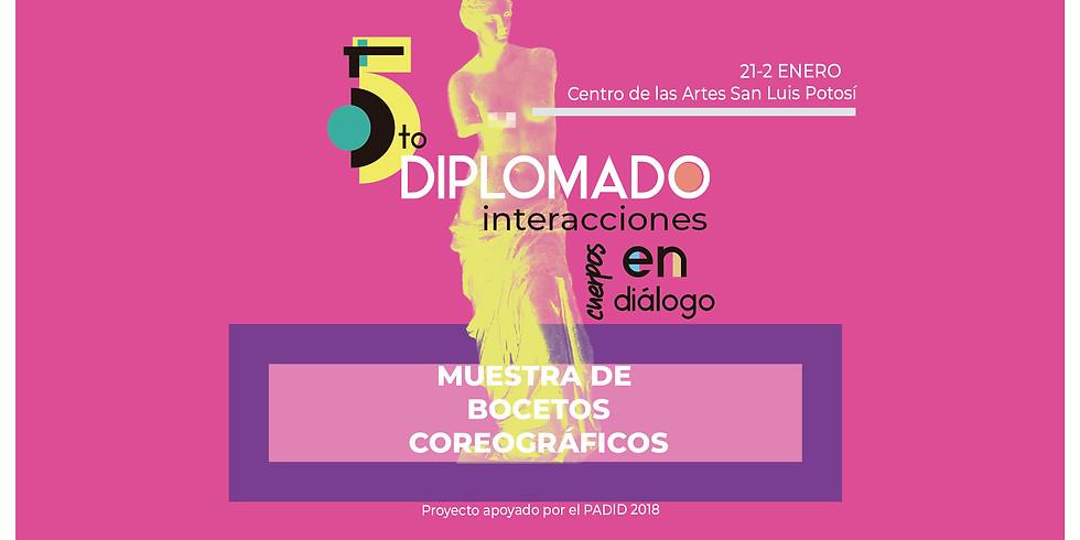 5º Diplomado Cuerpos en diálogo | Centro de las Artes de San Agustín CASA