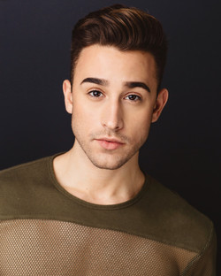 Nick Silverio - Commercial Headshot 2018