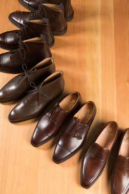 Crockett & Jones Sampling