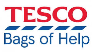 ICS were recently provided with a Tesco Bags of Help grant