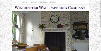 Wallpapering in Winchester