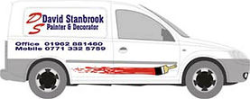 David Stanbrook Painter and Decorator Winchester