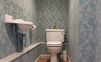 Wallpapering Winchester