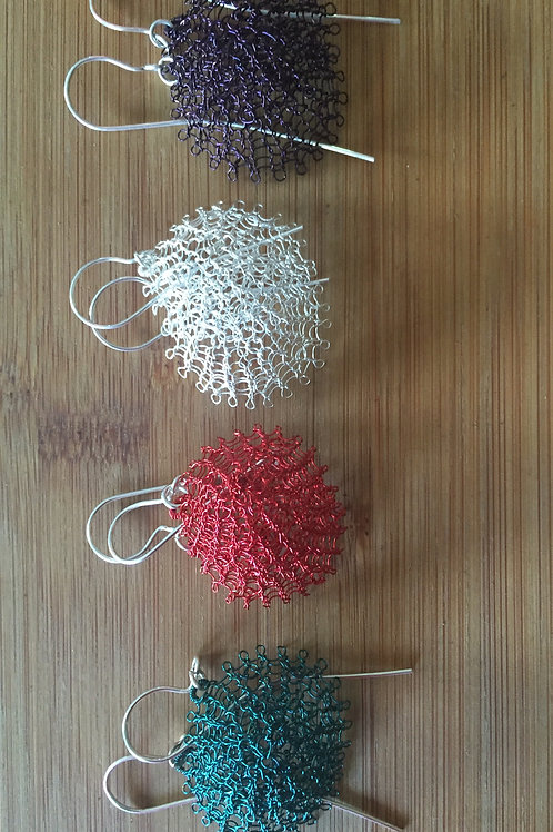 Chantilly earrings