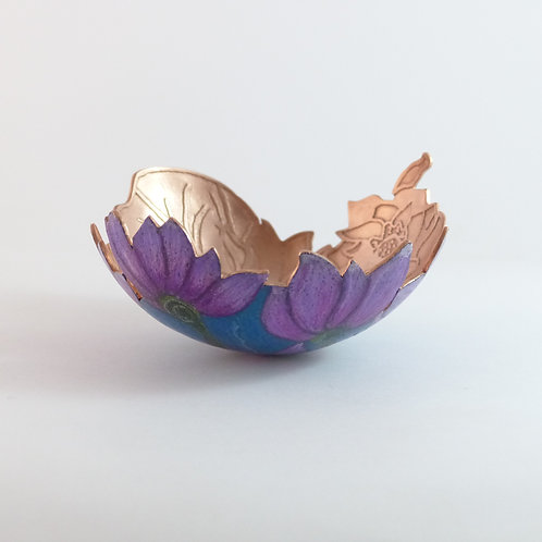 Water Lilly Bowl