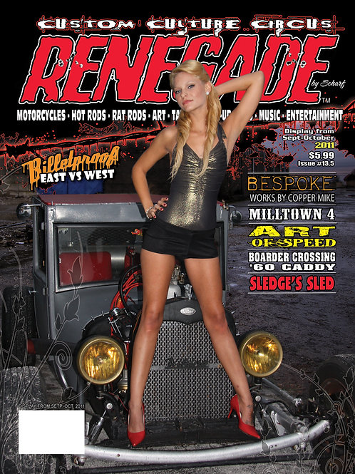 Renegade Magazine Issue #13.5