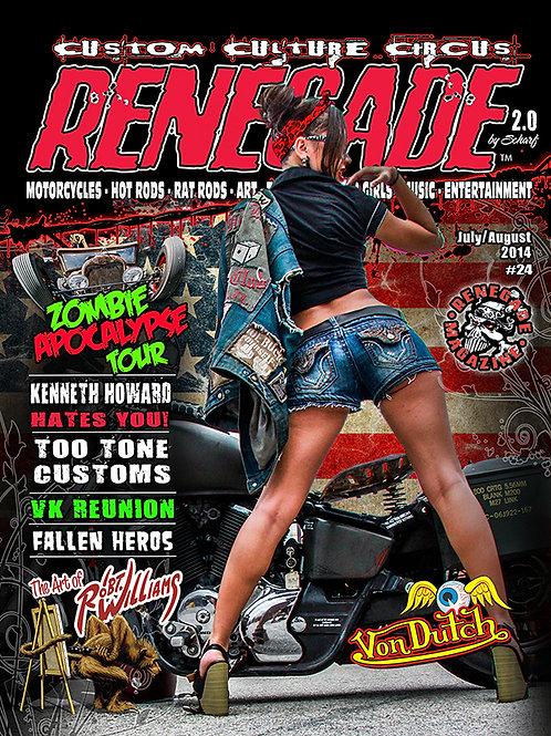 Renegade Magazine Issue #24