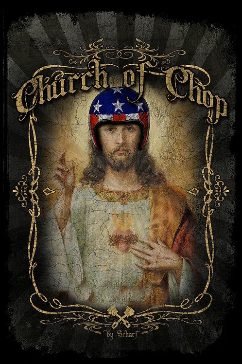 Hot Rod Jesus - Poster