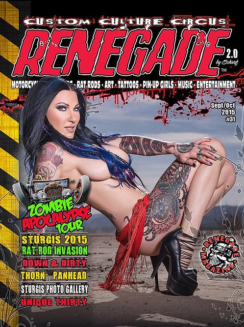Renegade Magazine Issue #31