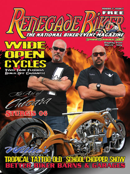 Renegade Magazine Issue #3