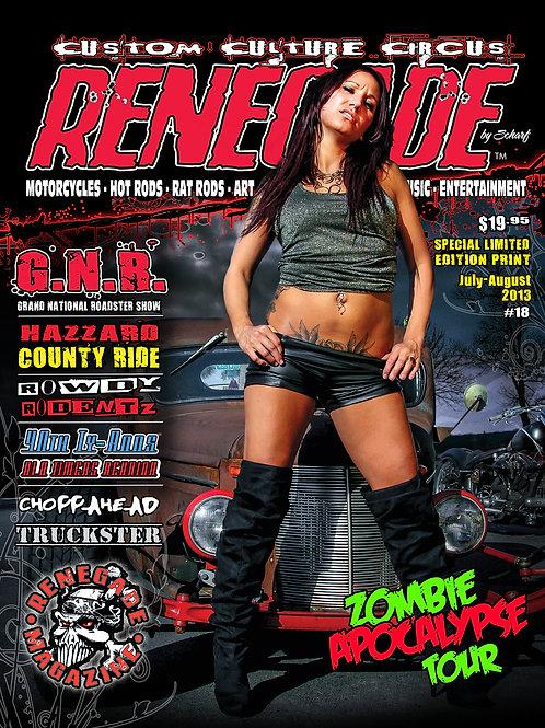Renegade Magazine Issue #18