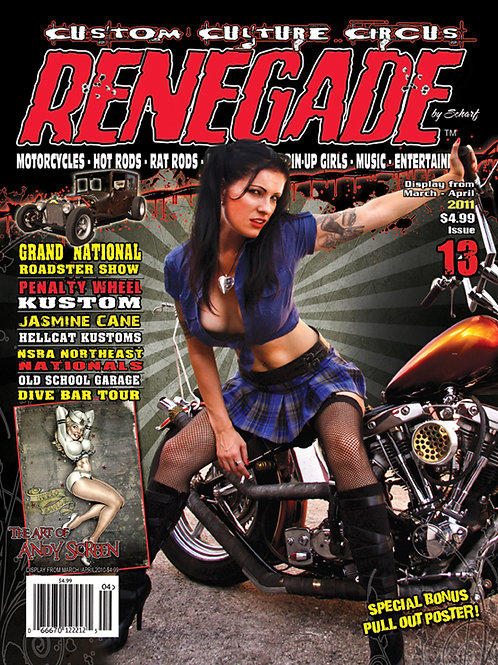 Renegade Magazine Issue #13