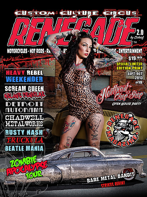 Renegade Magazine Issue #19