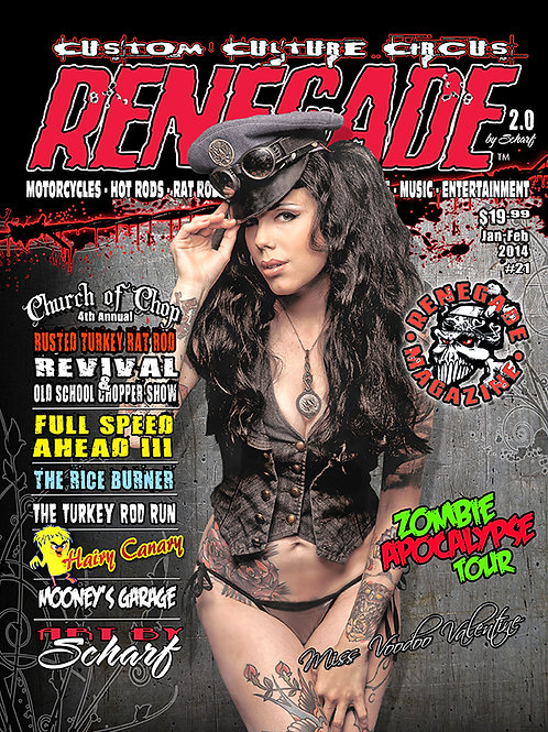 Renegade Magazine Issue #21