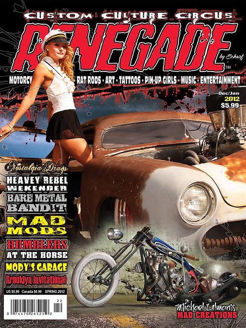 Renegade Magazine Issue #14