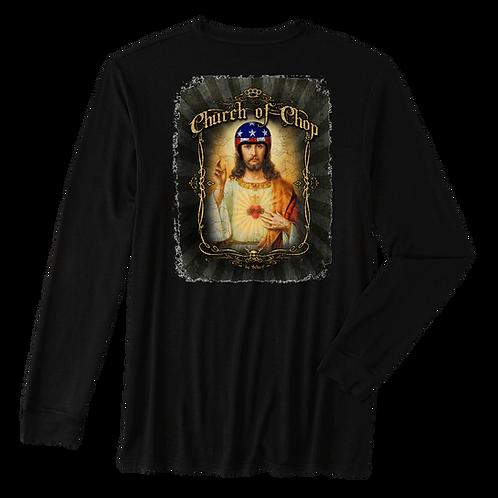 Hotrod Jesus long sleeve thermal