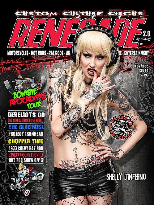 Renegade Magazine Issue #26