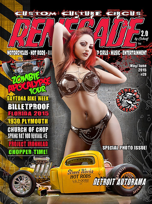 Renegade Magazine Issue #29