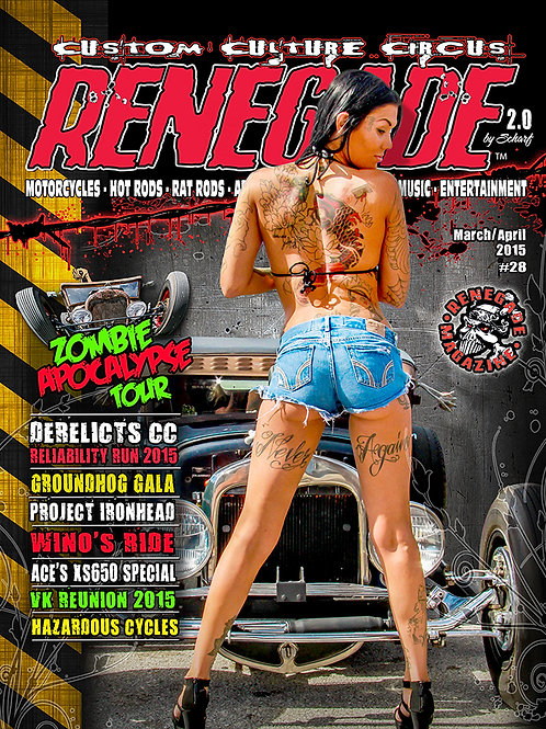Renegade Magazine Issue #28