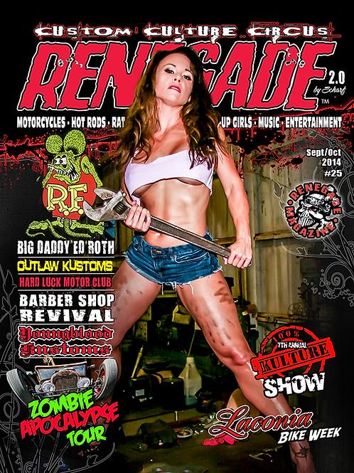 Renegade Magazine Issue #25