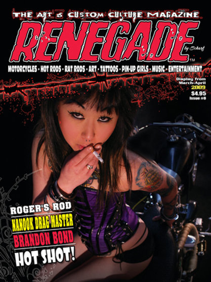 Renegade Magazine Issue #8