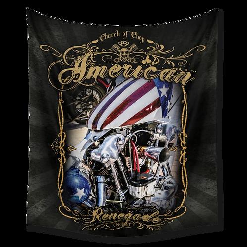 American Renegade Tapestrie