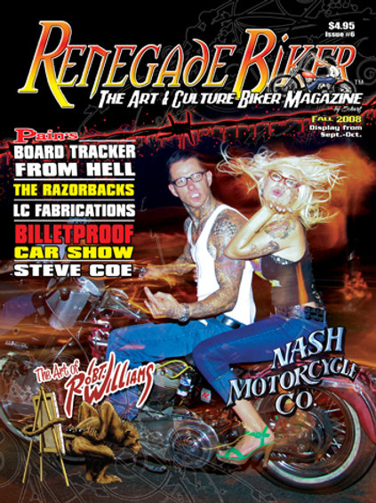 Renegade Magazine Issue #6