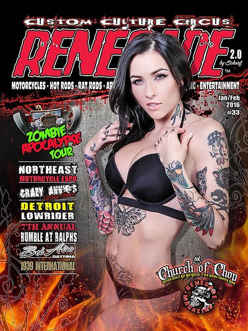 Renegade Magazine Issue #33