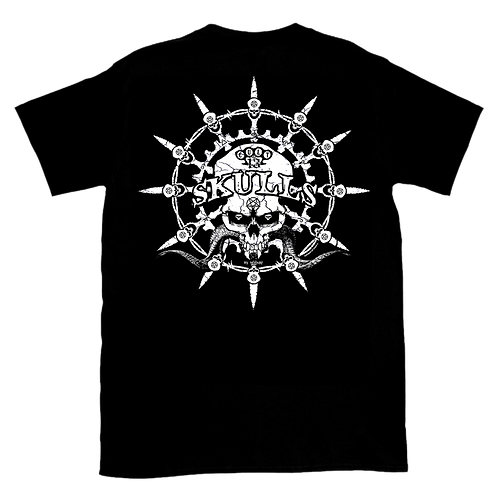 Cult of the 13 Skulls - t-shirt