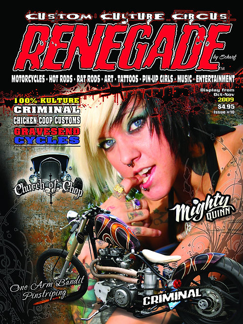Renegade Magazine Issue #10