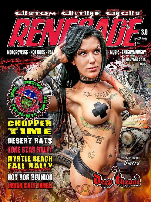 Renegade Magazine Issue #36