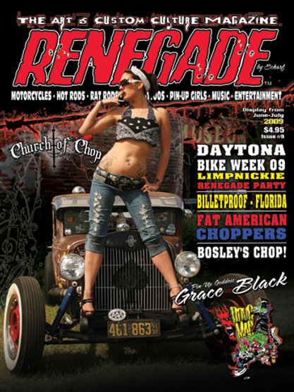 Renegade Magazine Issue #9