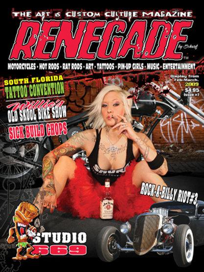 Renegade Magazine Issue #7