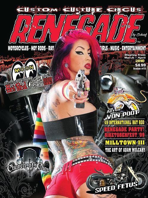 Renegade Magazine Issue #11