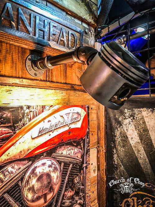 Piston Spot Lamp