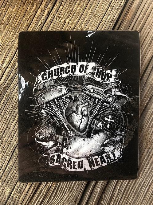 Sacred Heart - Sticker