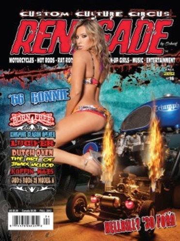 Renegade Magazine Issue #16