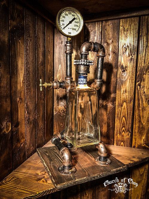 Custom Steampunk Pipe Lamp