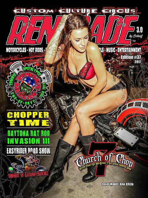 Renegade Magazine Issue #37