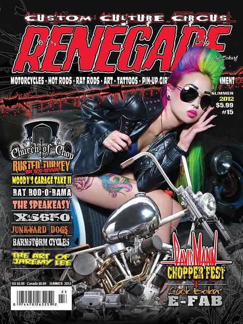 Renegade Magazine Issue #15