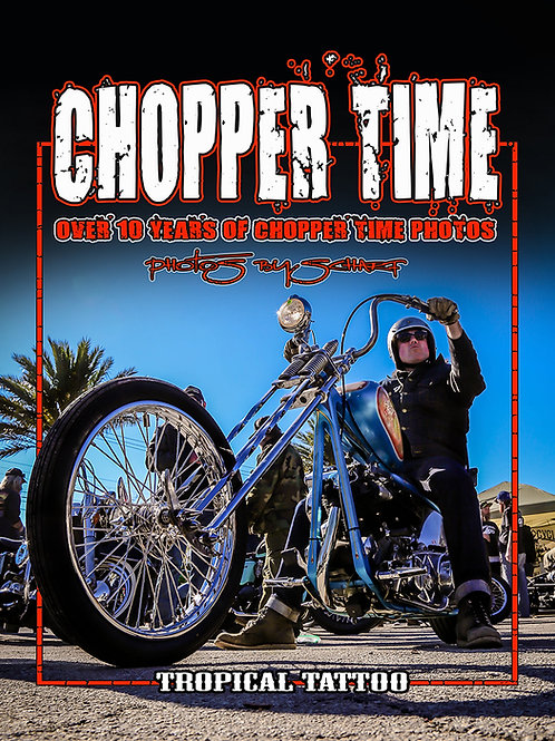 Chopper Time - Photo Book