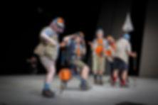 agnes storch kostümbild bühnenbild handke die stunde da wir nichts voneinander wussten seniorenwandergruppe