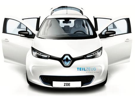 Grafrath: erstes Elektroauto fürs E-Carsharing