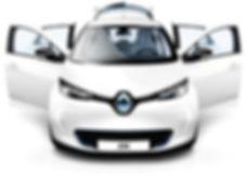 renault zoe r.access direkte zugriffohne telematikbox plug and play sharing car sharing teilzeug komplettpakt renault zoe ladestation buchungs- und abrechnungsplattform