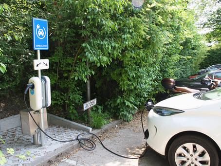 E-Carsharing in Grafrath: Ein Renault Zoe zum Ausleihen