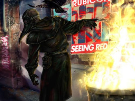 Crossing Rubicon- Seeing Red (Album Review)
