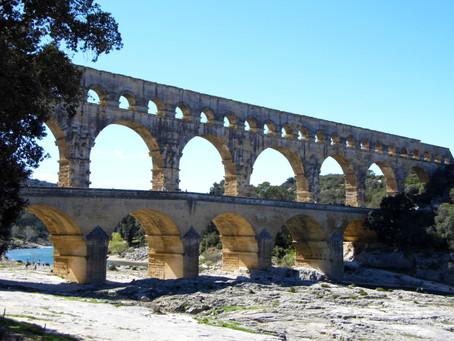 Le pont du Gard, patrimoine mondial de l'UNESCO